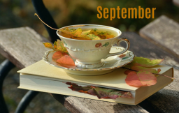 September 2017: A Spool of Blue Thread  by Anne Tyler